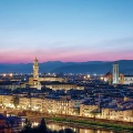 Florence by night is stunning!