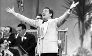 Domenico Modugno won in 1958 one of his 4 awards at the festival, with the song ''Volare''