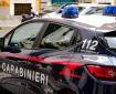 carabinieri in action in italy