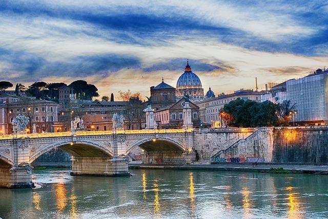 tiber river, history, heritage, corruption