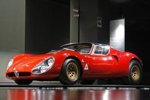Alfa Romeo 33 Stradale