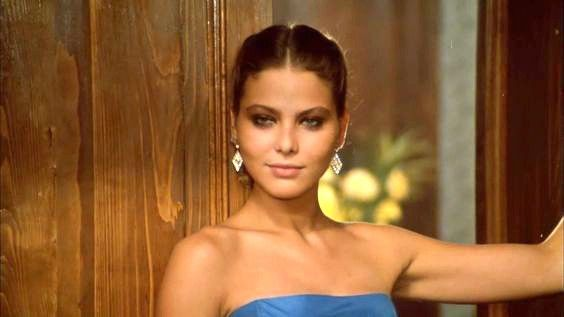 "Ornella Muti in a scene from the movie ""The Taming Of The Scoundrel,"" 1980."