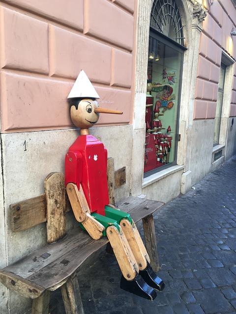 Le avventure di Pinocchio - Carlo Collodi (1883)