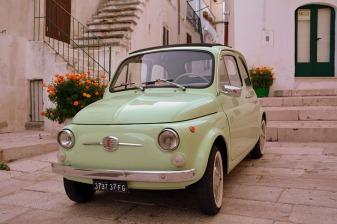 Fiat 500 of 1968